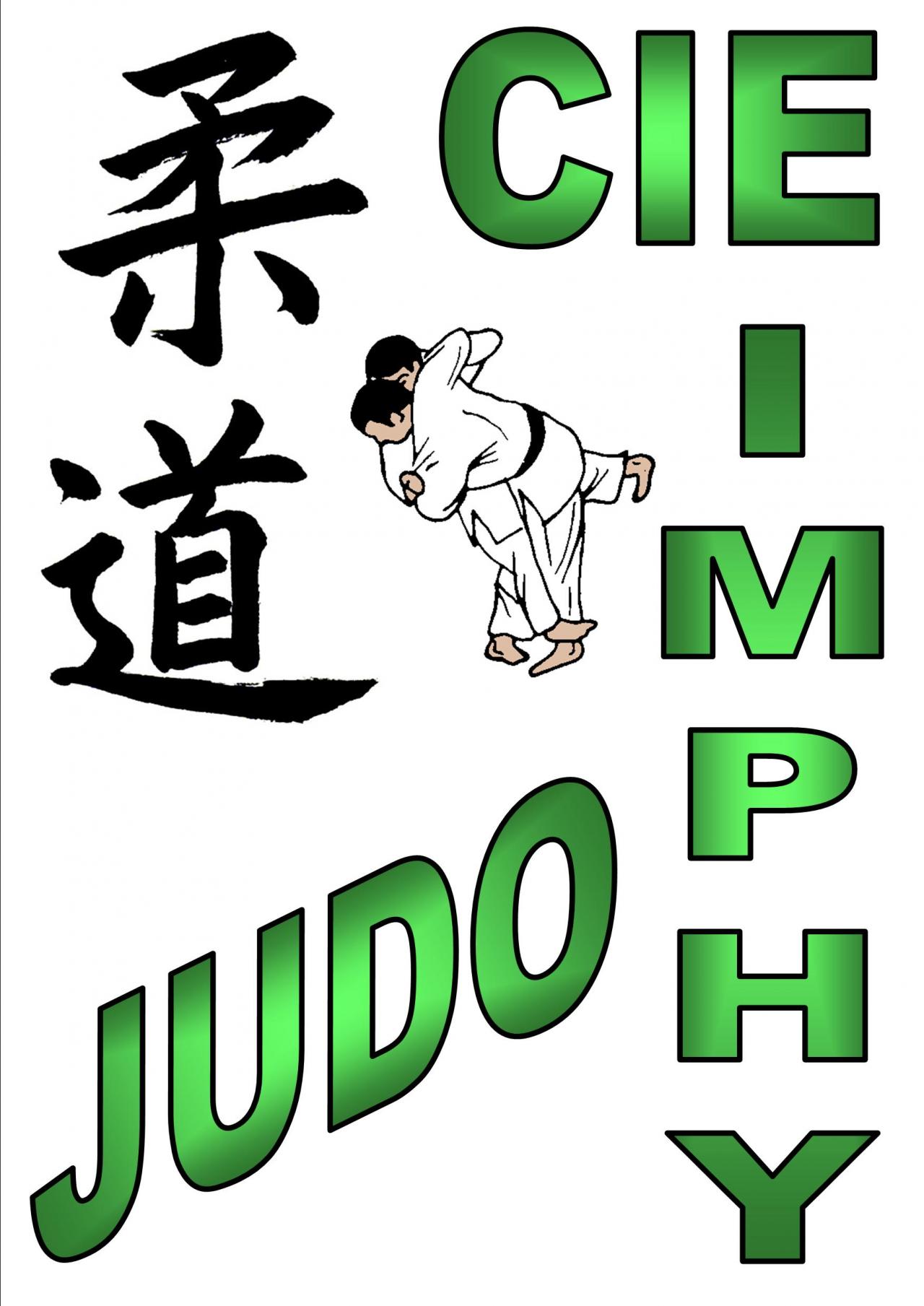 Logo C.I.E   IMPHY  JUDO